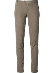 Jacob Cohen Academy Slim Fit Jeans Brown