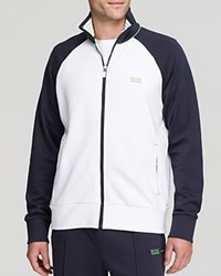 Hugo Boss Boss Green Skoz Track Jacket Training White