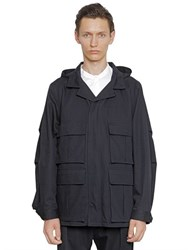 Christophe Lemaire Water Repellent Cotton Field Jacket