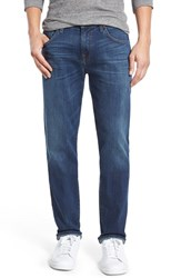 Men's 7 For All Mankind 'Straight Foolproof' Slim Straight Leg Jeans Foolproof Flashback