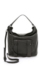 She Lo Next Chapter Hobo Bag Black
