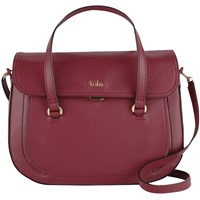 Tula Bella Medium Multiway Handbag Burgundy