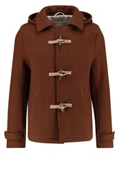 Pier One Short Coat Dark Camel