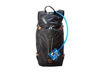 Camelbak L.U.X.E. 100 Oz. Charcoal Fiery Coral Backpack Bags Black