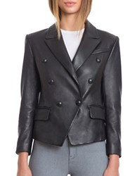 Bagatelle The Blazer Naked Lamb Blazer Black