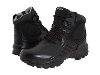 Bates Footwear Delta 6 Gore Tex Side Zip Black Men's Work Boots