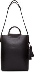 Building Block Black Business Bag
