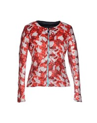 Gabs Coats And Jackets Down Jackets Women Red