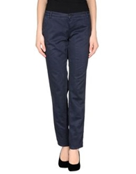 Gold Case Casual Pants Dark Blue