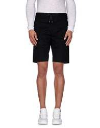 Marc Jacobs Trousers Bermuda Shorts Men Black