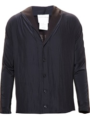 Stephan Schneider Lightweight Hooded Cardigan Black
