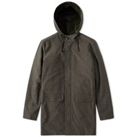 A.P.C. Fighter Parka Green