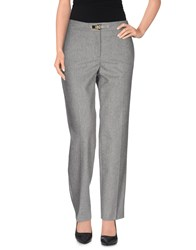 Salvatore Ferragamo Trousers Casual Trousers Women Grey