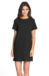 Women's Felicity And Coco Crepe Shift Dress Black
