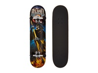 Reaper Attack Complete Teal Silver Skateboards Sports Equipment Blue