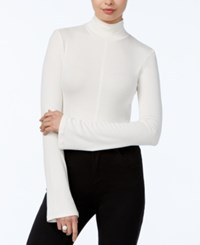 Guess Brooke Bell Sleeve Turtleneck Scuffy