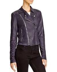 Paige Denim Silvie Leather Jacket
