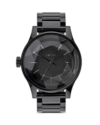 Nixon The Facet Watch 42Mm All Black