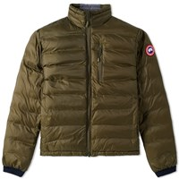 Canada Goose Lodge Jacket Green