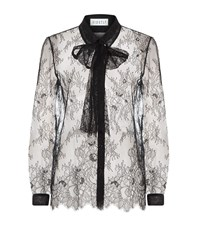 Claudie Pierlot Chester Lace Shirt Female White