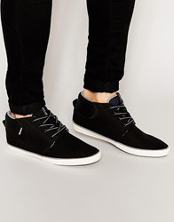 Jack And Jones Jack And Jones Vertigo Mid Plimsoll Black