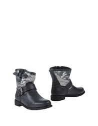 Francesco Milano Footwear Ankle Boots Women Black