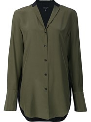 Rag And Bone 'Leighton' Shirt Green