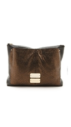 See By Chloe Nellie Medium Evening Pouch Black