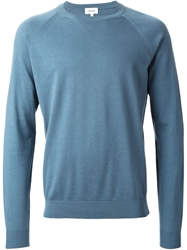 Faconnable Faconnable Crew Neck Sweater Blue
