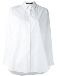 Sofie D'hoore 'Barrow' Shirt White
