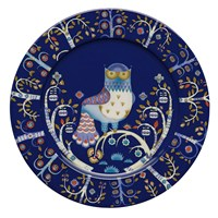 Iittala Taika Serving Plate Blue