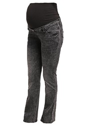 Esprit Maternity Bootcut Jeans Black Denim