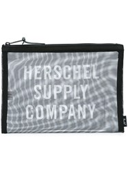 Herschel Supply Co. 'Network' Pouch Black