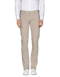 Seventy Trousers Casual Trousers Men Light Grey