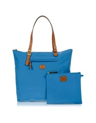 Bric's X Bag Large 3 In One Tote Bag Cornflower