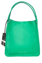 Proenza Schouler Soft Leather Tote Bag Green
