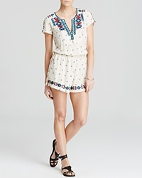 Free People Romper Noyal Song For You Tea Combo