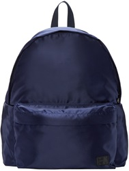 Porter Indigo Satin Focus Backpack