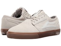 Lakai Griffin Cream Suede Men's Skate Shoes Neutral