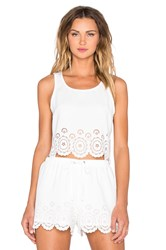 Lovers Friends X Revolve Jamie Tank White
