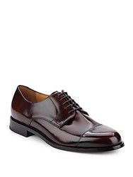 Cole Haan Carter Polished Dress Shoes Burgundy