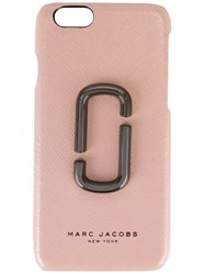 Marc Jacobs 'J.Marc' Iphone 6S Case Pink Purple