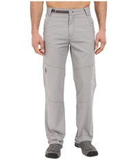 Black Diamond Dogma Pants Nickel Men's Casual Pants Beige