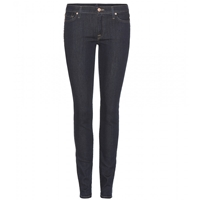 7 For All Mankind The Skinny Jeans Long Beach Dark