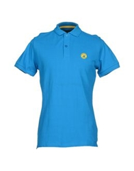 Beverly Hills Polo Club Polo Shirts Azure
