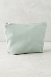 Anthropologie Magpie Pouch Sea Glass