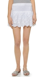 Joe's Jeans Ibiza Skirt White