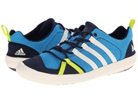 Adidas Outdoor Climacool Boat Lace Solar Blue Chalk White Col. Navy Men's Shoes
