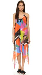 Milly Graphic Print Katrina Cover Up Multi