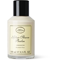 The Art Of Shaving Unscented Aftershave Balm 100Ml Black